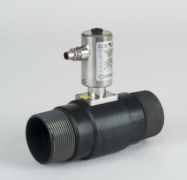 Misuratore di portata elettromagnetico in versione compatta CS3900