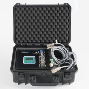 Verificatore per misuratori di portata elettromagnetici ISOCAL