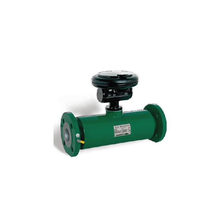 ISOFLUX - Ultrasonic Flow Meter IFX-B - Isoil Industria
