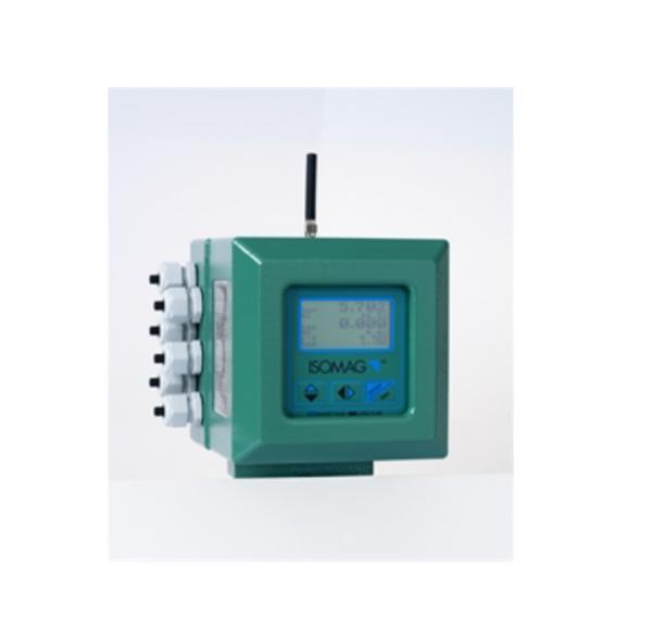 Misuratore di portata elettromagnetico per acquisizione dati ML155 ISOMAG