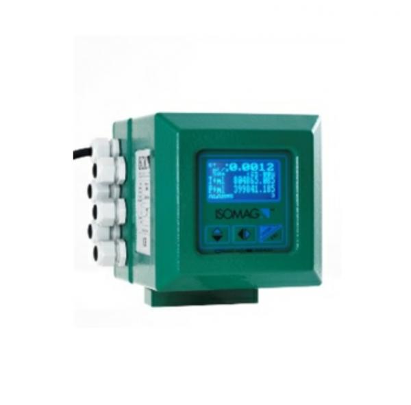 Convertitore con display per misuratore di portata elettromagnetico ML210 ISOMAG