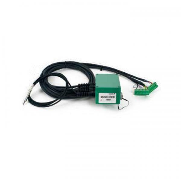 Convertitore con display per misuratori di portata elettromagnetici ML210 ISOMAG