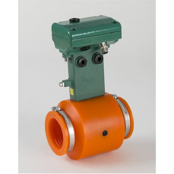 Sensore plastico per misuratore di portata elettromagnetico MS5000
