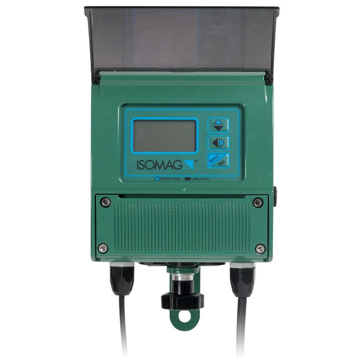 Convertitore per misuratori di portata elettromagnetici MV210 ISOMAG