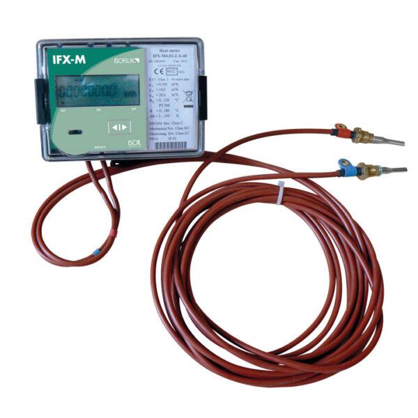 Contabilizzatore di energia a ultrasuoni IFX-M4-03
