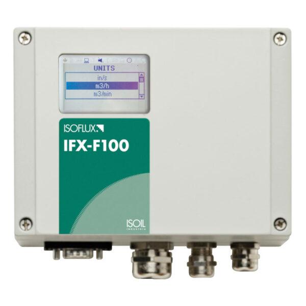 Misuratore-di-portata-a-ultrasuoni-clamp-on-IFX-F100